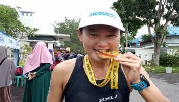 Inge Prasetyo: Sungailiat Triathlon Tahun Ini Lebih Menantang