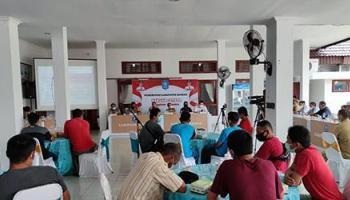 Ingin Kepastian, Bupati Bangka Gelar RDP Terkait Aktivitas KIP di Perairan Bedukang dan Tuing