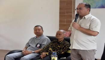 Ingin Petani Melek Teknologi, Gubernur Erzaldi Bawa Ahlinya Langsung