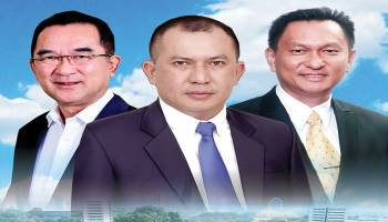 Ini 3 Kandidat Caleg DPR RI Dapil Bangka Belitung