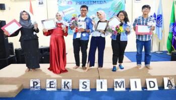 Ini Lima Wakil Babel di Peksiminas 2018, UBB Setor Tiga Mahasiswa