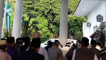 Ini Nama Anak Ke Enam Walikota Pangkalpinang; Muhammad Vanka Indonesia Maulana