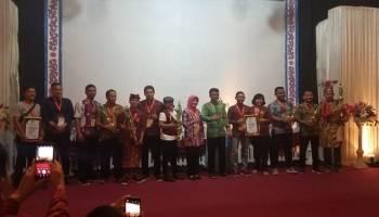 Inilah Daftar Para Pemenang Porkesremen dan Jambore Kesehatan Jiwa se Indonesia