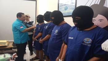 Bangka Belitung Mulai Dijadikan Jalur Transit Narkotika, Ini Indikasinya