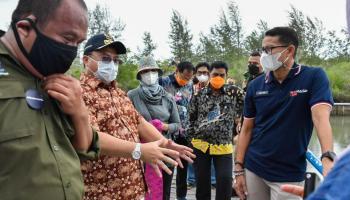 Inilah Pembagian Zona Destinasi Ekowisata dan Agroforestery yang Siap Digarap di Belitung