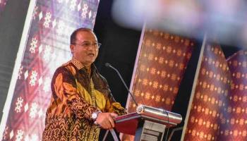Inilah Pesan Gubernur Erzaldi di Malam Resepsi Hari Jadi ke-20 Bangka Belitung