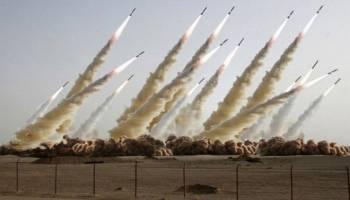 Iran Gempur Markas Pasukan Amerika di Pangkalan Udara Irak