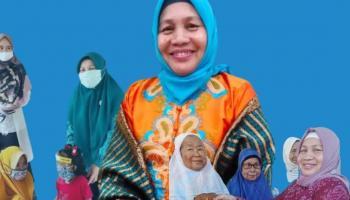 Istri Calon Petahana Ibnu Saleh Positif Covid, Satgas Tracking Keluarga dan Seluruh OPD