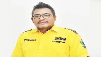 Isu Erfian Gabung PDIP, Ketua DPD II Golkar Bateng : Silahkan, Stok Kader Golkar Masih Banyak