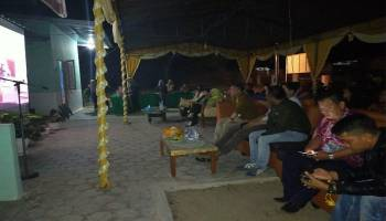 Jaga Kesatuan Bangka, Bawaslu Babar Gelar Nobar Film G 30 S/PKI