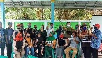 Jaga Ketahanan Pangan, BUMDes Bukit Layang Siap Jalin MoU dengan APSI Babel Budidaya Sorgum