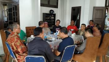 Jalin Silaturahmi dan Kebersamaan, Ketua DPRD Bangka Gelar Makan dan Ngopi Bersama