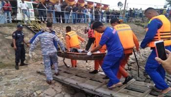 Jasad ABK Kapal Barracuda Ditemukan di Tengah Laut