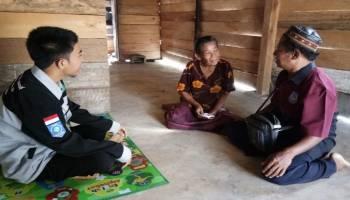 JCA Jumat Sedekah, Belajar Bersyukur dari Mbah Sadikem