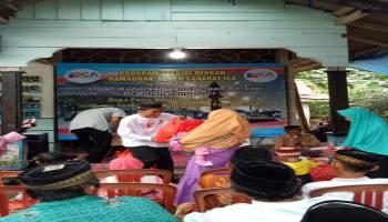 JCA Simpang Rimba Santuni 50 Anak Yatim dan Dhuafa