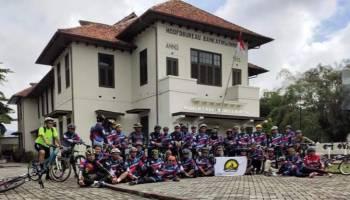 Jelajah Wisata di Muntok Dengan Sepeda