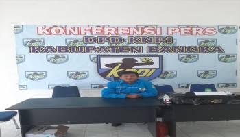 Jelang Musda XV DPD KNPI Bangka, Panpel Resmi Buka Pendaftaran Calon Ketua