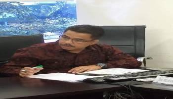 Jelang Pilkada , Samsul Ingatkan KPU Basel Jaga Amanah dan Uang Rakyat