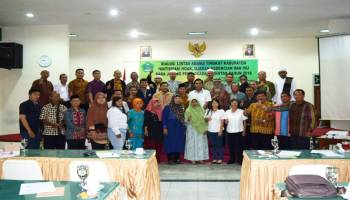 Jelang Pilkada Serentak, Kantor Kemenag Bangka Gelar Dialog Lintas Agama