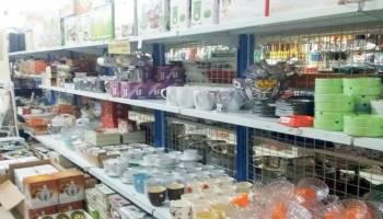 Jelang Ramadhan Konsumen Mulai Lirik Barang Pecah Belah