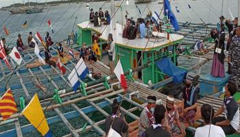 Jelang Ramadhan, Saka Bahari Babel Ciptakan Paket Wisata Ngabuburit dan Bukber di Kepulauan Pongok