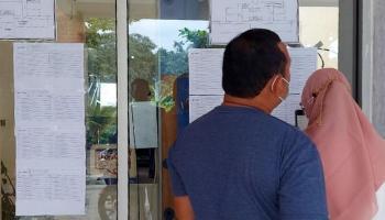 Jelang UTBK-SBMPTN, Siswa Berdatangan Cek Lokasi Ujian di Kampus UBB