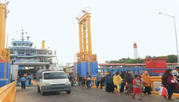 Jembatan Bangka - Sumatera (Bangka Belum Siap ?)