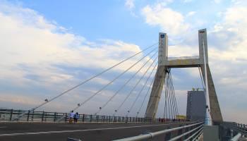 Jembatan Emas Kembali Bisa Dilalui Sebelum Lebaran