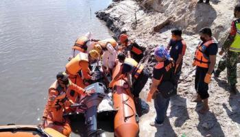Jenazah Penambang Tenggelam di Sungai Berhasil Ditemukan Tim SAR Gabungan