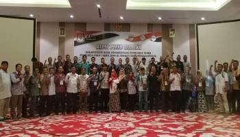 Jokowi-Amin Unggul 8.655 Suara di Pangkalpinang