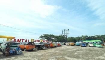 Jumpa Komunitas se Sumatera 4,  Puluhan VW Berkumpul di Muntok