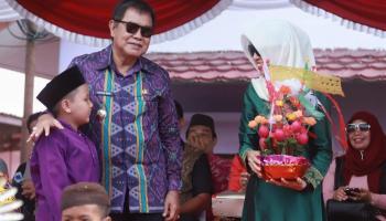 Justiar Noer; Datuk Pembangunan dari Habang