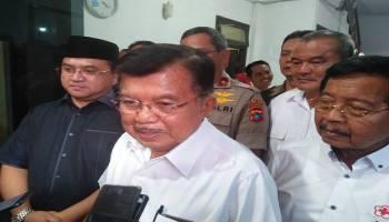 Jusuf Kalla Kunjungi PMI Kota Pangkalpinang