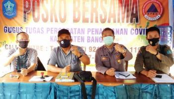 Kabar Baik, Dua Pasien Covid-19 Warga Kabupaten Bangka Dinyatakan Sembuh