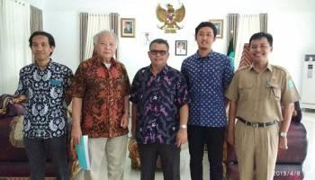 Kabupaten Bangka Masuk 10 Besar Penghargaan Pembangunan Daerah 2019