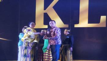 Kabupaten Bangka Raih Penghargaan Kabupaten Layak Anak 2019 dari Kementerian PPPA RI