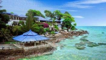 Kabupaten Bangka Tawarkan Tiga Pantai Favorit Untuk Merayakan Malam Tahu Baru