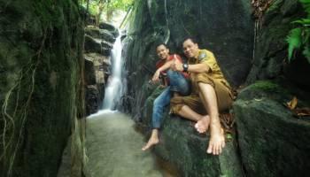 Kades Terak Ingin Jadikan Potensi Air Bersih Bukit Mangkol Sebagai Sumber PAD