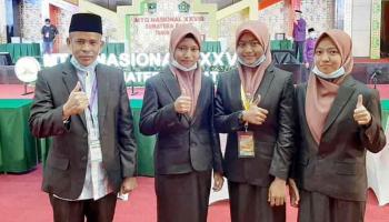 Kalahkan Kalsel dan Bengkulu, Regu Fahmil Quran Babel Berhasil Masuk Semifinal