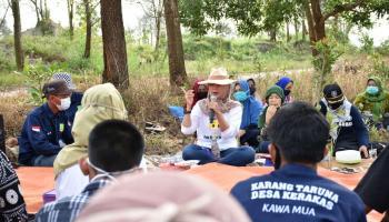 Kamis Sinergis Bantu Kembangkan Potensi Desa Kerakas