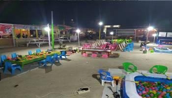 Kampung Rasau, Area Bermain Anak, Recomended buat Orang Tua