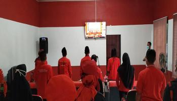 Kantor DPC PDI Perjuangan Kabupaten Bangka Diresmikan Langsung Megawati Soekarnoputri