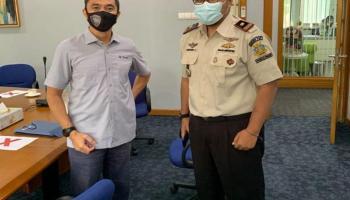 Kantor Kesehatan Pelabuhan Pangkalpinang Sebut PT Timah Bantu Kurangi Penyebaran Covid-19