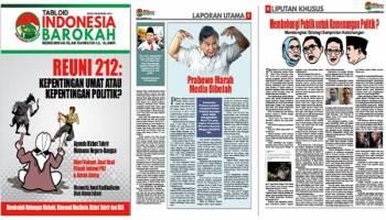 Kantor Pos Tanjungpandan Tahan Distribusi Tabloid Indonesia Barokah