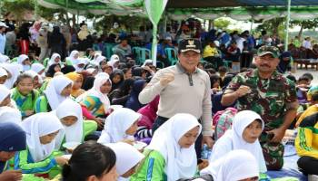 Kaolinpirasi Festival Bangka Tengah Tahun 2019 Berjalan Meriah dan Sukses