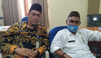 Kasubag Humas Dan Protokol DPRD Bangka Lakukan Kunjungan Kerja Di DPRD Kabupaten Bateng