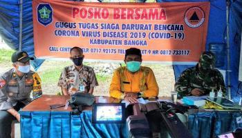 Kasus Covid-19 di Kabupaten Bangka Terus Naik, Hari Ini Bertambah 3 Pasien Jadi Total 16 Kasus