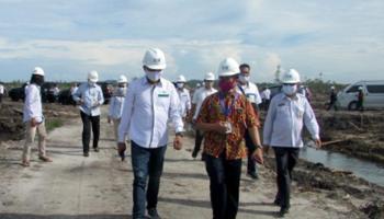 Kawasan Industri Sadai Masuk dalam Prioritas Program Strategi Nasional