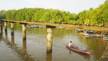 Kayu Arang, Desa Kaya Potensi Alam