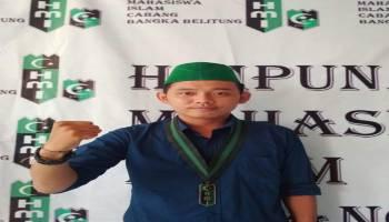 Kecam Aktivitas KIP di Matras, Ketua HMI BABEL Tuai Kritik